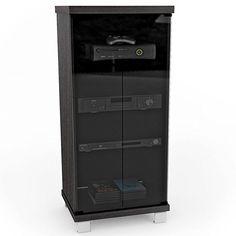 Black DVD Storage Cabinet | DVD Cabinet | Pinterest | Dvd Cabinets, Dvd  Storage Cabinet And Dvd Storage