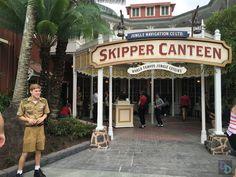 Skipper Canteen Now Taking Advanced Dining Reservations - New Kids' Menu - Doctor Disney Disney Parks, Walt Disney World, Mickey Mouse House, Disney World Guide, Moving To Florida, Kids Menu, Disney Magic Kingdom, New Menu, Canteen