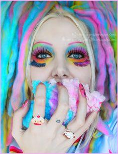 comer arcoiris