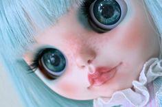 RESERVED FOR DD Chrys a Blythe Custom Doll por aniO en Etsy