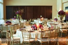 Country Club of the North #Dayton #Beavercreek #Pink #Purple #Gold #Weddings  #Events #PrimeTImePR #MarkGarberPhotography