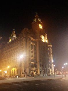 Liver Building, Liverpool, England