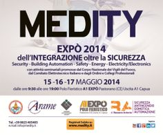 Medity Expò 2014: in aumento gli espositori