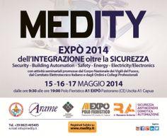 Medity Expò 2014: in aumento gli espositori