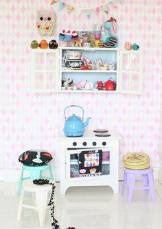 play kitchen ideas...