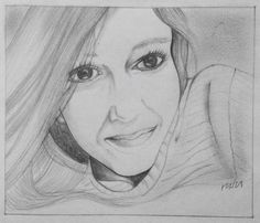 Anita portrait