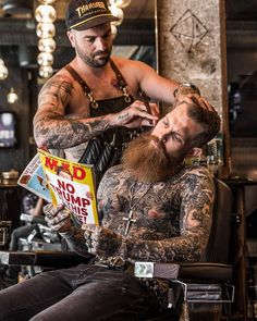"""573 mentions J'aime, 9 commentaires - Beardporn for Men and Women  (@beardsaresexy) sur Instagram: """"No Trump In This Issue.  ✂️✂️✂️✂️ Click link at bio @beardsaresexy to be featured.™ Check out…"""""""