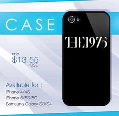 The1975 Cover case wood iphone case iphone 4 by SIMPELMonogram, $14.99