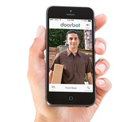 DoorBot, the doorbell for smartphones   cellphones apps home automation technology  February 2015