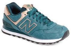 184b158e6f New Balance  574 - Precious Metals  Sneaker (Women) New Balance Trainers