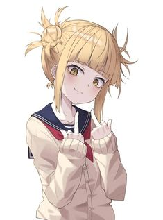 "⛓Open Roleplay⛓ year old toga) ~~~~~ 🔪she stuck her middle fingers up whilst smiling ""fuck you"" giggles🔪 ~~~~~ ☠Tags☠ Animes Yandere, Yandere Anime, Chica Anime Manga, Fanarts Anime, Otaku Anime, Yandere Girl, Hero Academia Characters, My Hero Academia Manga, Boku No Hero Academia"