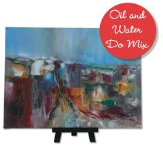 """Oil and Water Do Mix"" art lesson plan by Winsor Newton for grades This art lesson plan deals with infusion of traditional teaching of oil painting and the breakthrough use of water mixable oils. Painting Lessons, Art Lessons, High School Art, Art Lesson Plans, Abstract Art, Oil, How To Plan, Teaching Ideas, Water"