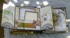 Vintage mini album by Vron