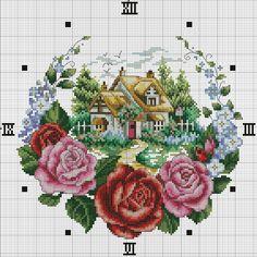 Gallery.ru / Фото #3 - часы (без ключа) - anethka
