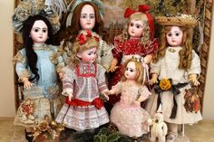 COUPON!!!  Warmest Holiday Wishes From Doll Heaven to YOU!!!  See our LARGE inventory of Antique French & German Dolls and Vintage Madame Alexanders!