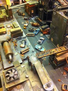 Apocalyptic industry terrain - Page1