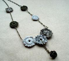 zsazsa rev fiber necklace