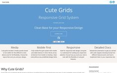 Best #Grid Systems & Tools For #Responsive #Design