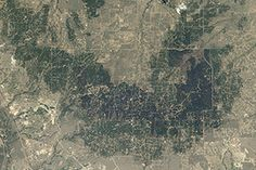 Building in Colorado's Fire Zone, Part 2 : Image of the Day : NASA Earth Observatory