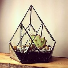 """New design. Teardrop planter. 11"""" height, 10"""" width with a 5"""" opening. $215 unplanted. Will be listing on website soon.  (at Halona Glass Studios)"""