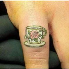 I really want this as a finger tattoo