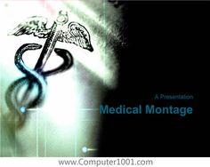 Medical Montage Design Template