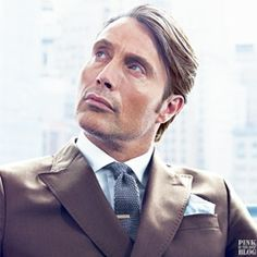 Hannibal' Star Mads Mikkelsen Does 'GQ' Magazine | Pink is the New ...
