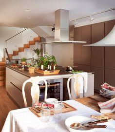 Detalhes do Céu: 3 cozinhas com estilos diferentes
