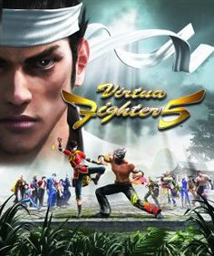 The game that pioneered the fighting genre is back with Virtua Fighter the latest instalment in the popular series, currently under development for the Playstation 3 computer entertainment system. Playstation, Riot Points, Xbox 360 Video Games, T Games, Popular Series, Fighting Games, Entertainment System, League Of Legends, Martial Arts