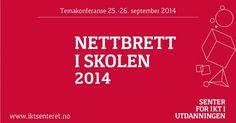 Presentasjoner fra Nettbrett i skolen 2014
