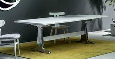 Brick 133 Table by Gervasoni - Via Designresource.co