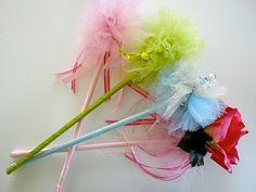 Lauren's Creative...: Creative Craft: Fairy Wand How-To