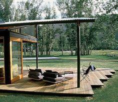 RIEJC: broadford farm pavilion, brian korte / lake flato