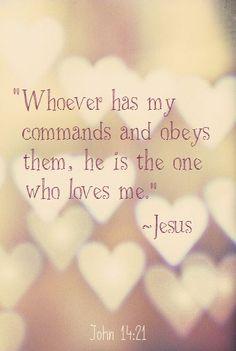 John 14:21a