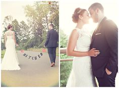 Amber & Joshuas Rustic DIY Wedding in Niagara Falls Toronto Ontario Vintage Wedding Photography by Renaissance Studios Photography