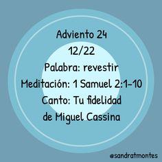 #Adviento24