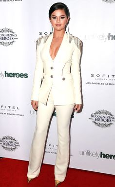 Suited Up from Selena Gomez's Best Looks | E! Online