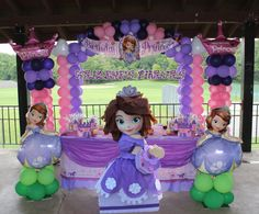 Sofia the First Pinata Princess Sofia and party decoration by Marlenespinatas on Etsy