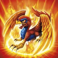 Sunburn - Visit us at SkylanderNutts.com for more information about Sunburn and all of the other Skylanders.