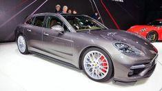 Genève 2017 Live : Porsche Panamera Sport Turismo /  #PanameraSportTurismo, #Porsche, #SalonDeGenève