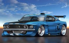 The best from Ford mustang