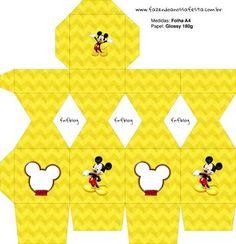 Porta Balas Mickey