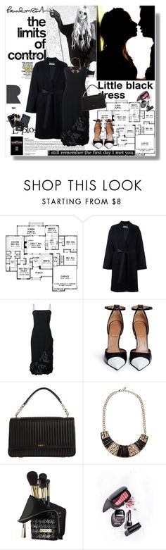"""""""LBD 1"""" by hancicaf on Polyvore featuring moda, Givenchy, Lolita Lempicka, DKNY, Sephora Collection i Marc Jacobs"""