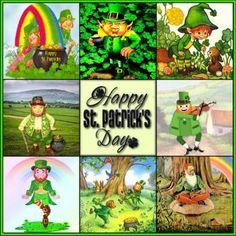 Happy St Patrick's Day (100 pieces)