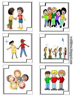 Physical Activities, Preschool Activities, Daily Schedule Preschool, Assertiveness, Special Education, Bullying, Psychology, Kindergarten, Clip Art