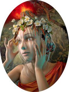 Daughter of Vulcan by John Brophy