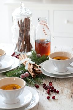 Tea Time.. Christmas