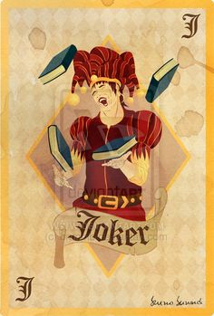interesting joker card - Google'da Ara