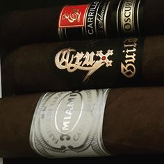 Today's line up looks good! Which one should I smoke first??? They are all rich and flavorful cigars! @cfcigars @cruxcigars @epcarrillo_cigars #cigaroftheday #cigarlineup #dailycigar #cigarlovers #BOTL #SOTL #botlazchapter #cigarian #cigarporn #cigaraficionado #cigars #nowsmoking #cigarsociety #cigaroftheday #cigarsmakemehappy #cigarzen