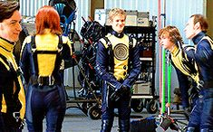 James, Jennifer and Michael